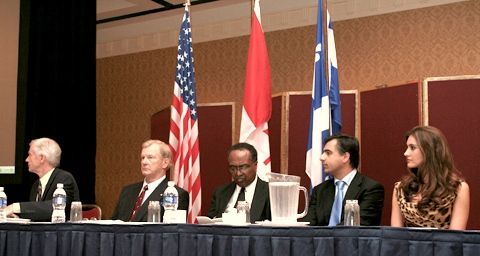 conference on Darfur in Montreal